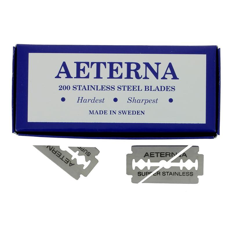 Lame Aeterna diagonal 0.15 scatola da 400 mezze lame