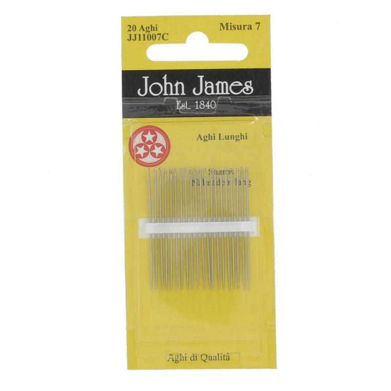 Aghi Sartoria Lunghi John James