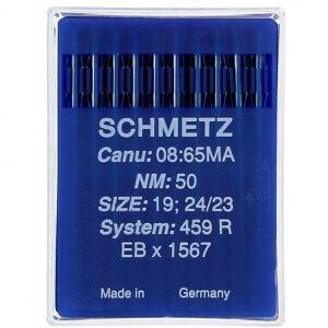 Aghi per pellicceria Schmetz Sistema 459R n.19-50