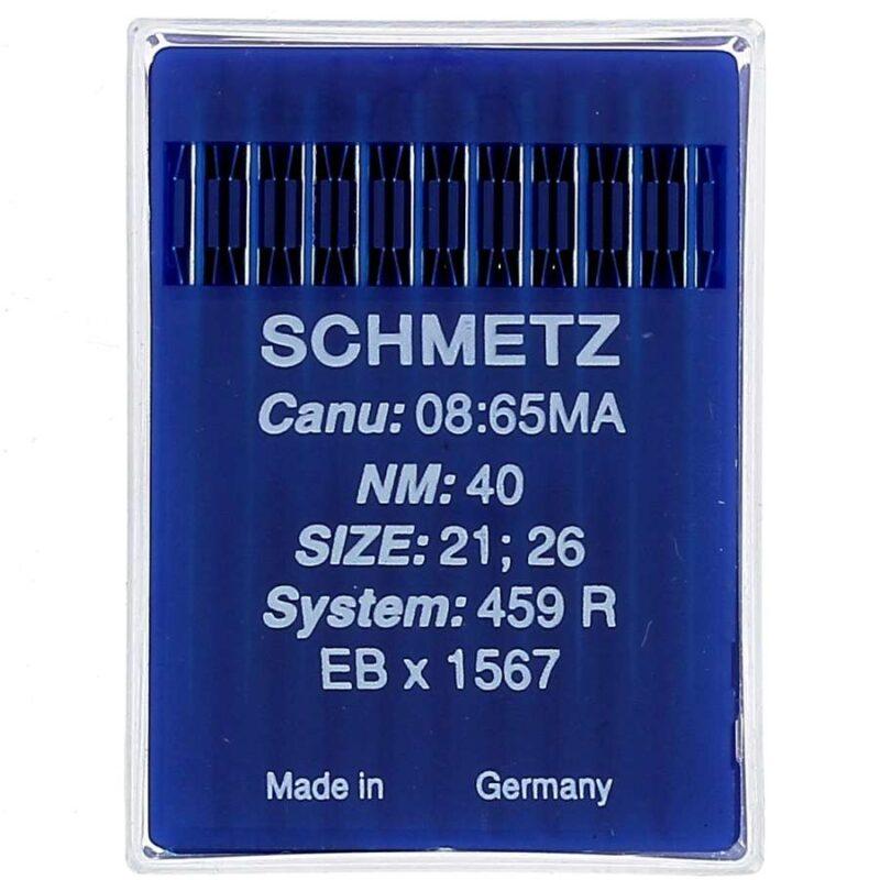Aghi per pellicceria Schmetz Sistema 459R n.21-24