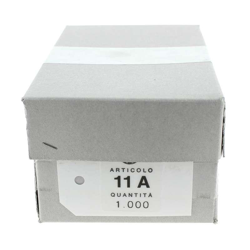Cartellini mod. 11A scatola da 1.000 pezzi