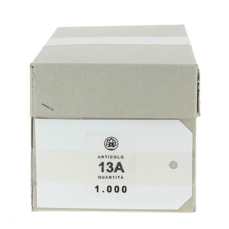 Cartellini 13A scatola da 1.000 pezzi