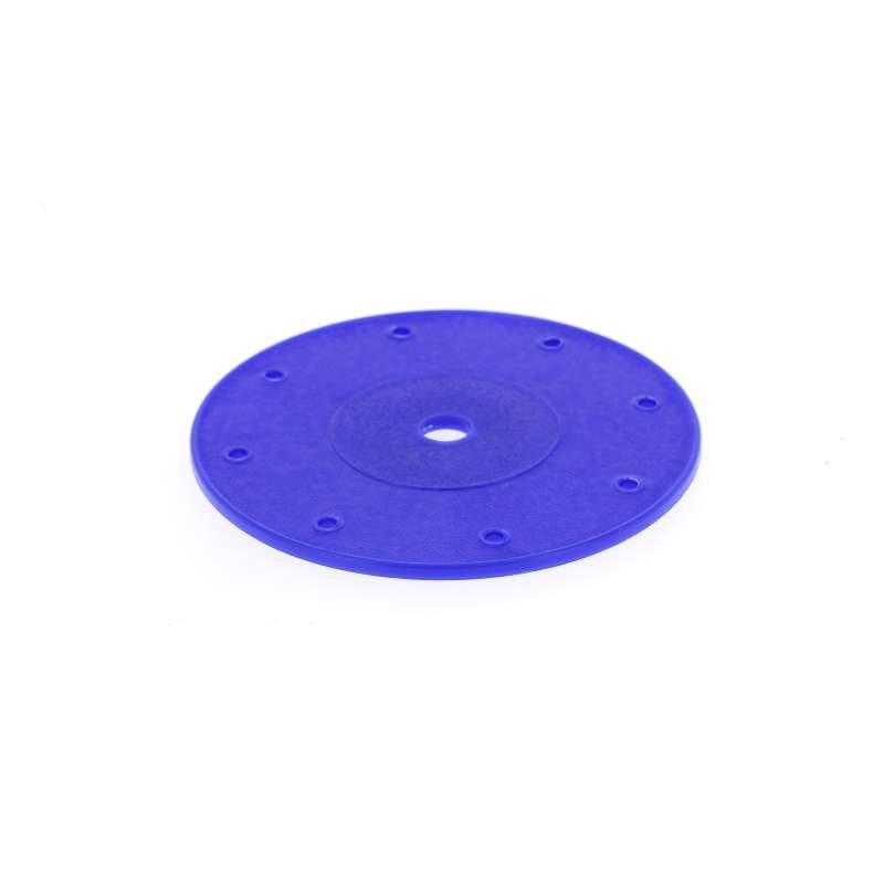Dischetto piatto cm. 8
