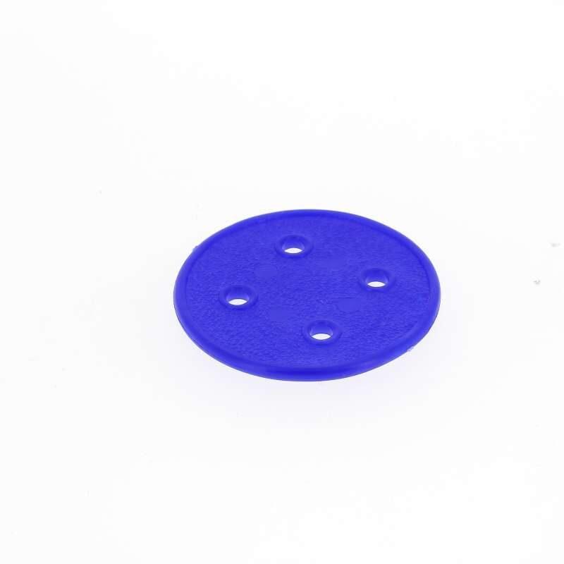 Dischetto piatto cm. 4.5