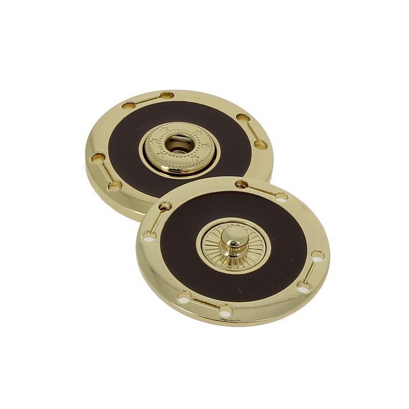 Bottone a pressione con smaltato mod.4802X